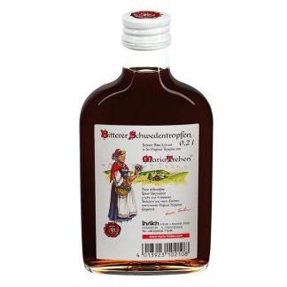 Bitter Sueco Extracto Hierbas Suecas Amargo Sueco Maria Treben 200ml