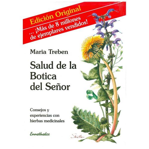 Libro de Maria Treben Salud de la Botica del Señor